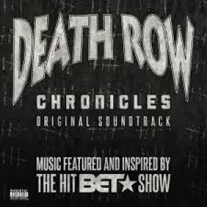 LP Death Row - Chronicles Original Soundtrack VINYL CLEAR DUPLO IMPORTADO LACRADO