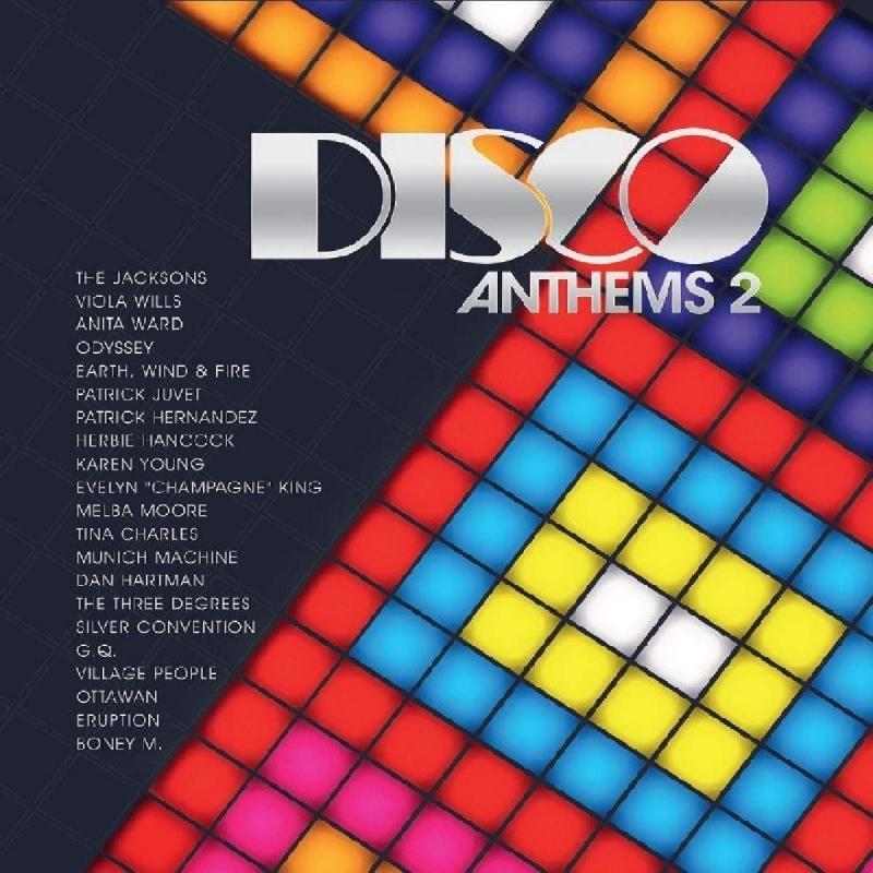 LP Disco Anthems - Vol 2 IMPORTADO 3 VINYL LACRADO
