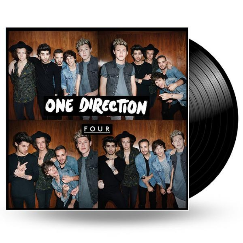 LP One Direction - Four VINYL DUPLO IMPORTADO LACRADO