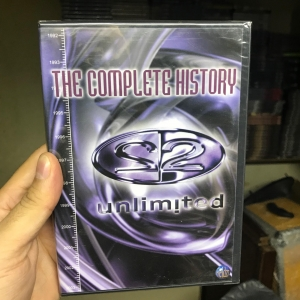 2 Unlimited - The Complete History DVD