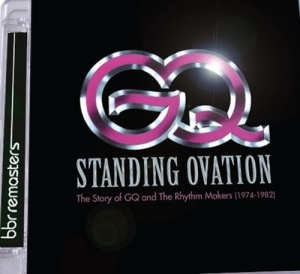 GQ - Standing Ovation Story Of GQ & The Rhythm Makers CD DUPLO IMPORTADO