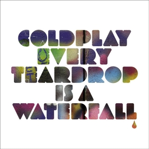 LP Coldplay - Every Teardrop Is A Waterfall VINYL 7 POLEGADA IMPORTADO