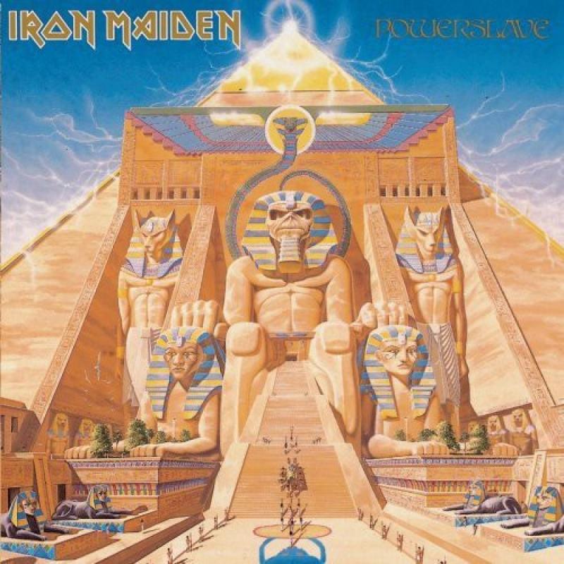 Iron Maiden - Powerslave IMPORTADO (CD)