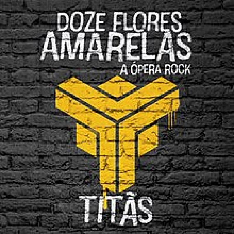 Titas - Doze Flores Amarelas A Opera Rock CD DUPLO