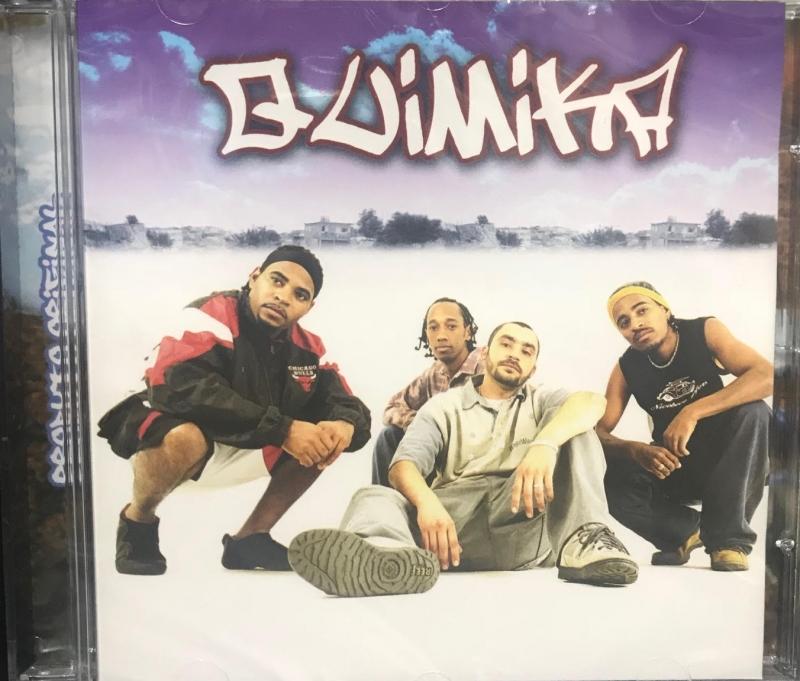 Quimika - Produto Original (CD)