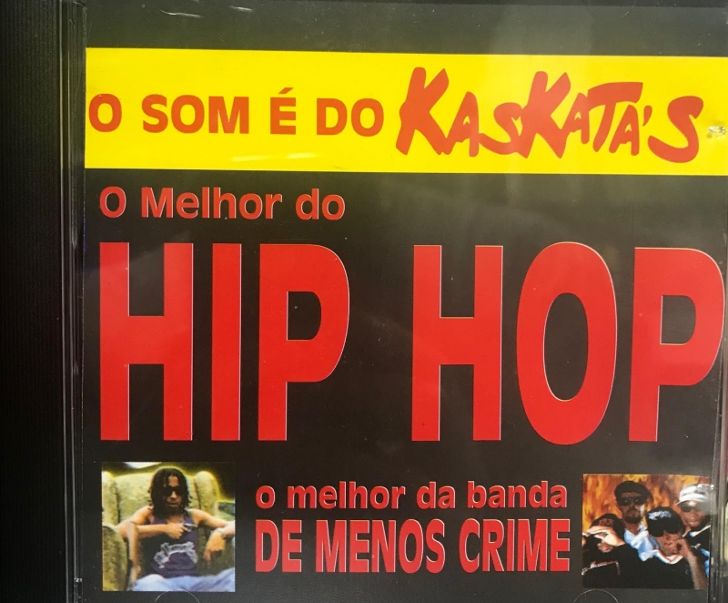 De Menos Crime - O Melhor (CD)