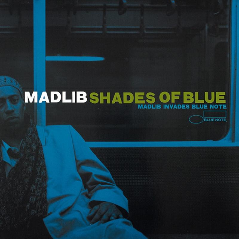LP Madlib - Shades Of Blue VINYL DUPLO IMPORTADO LACRADO