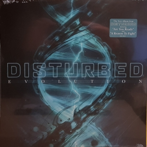 LP Disturbed - Evolution VINYL IMPORTADO LACRADO