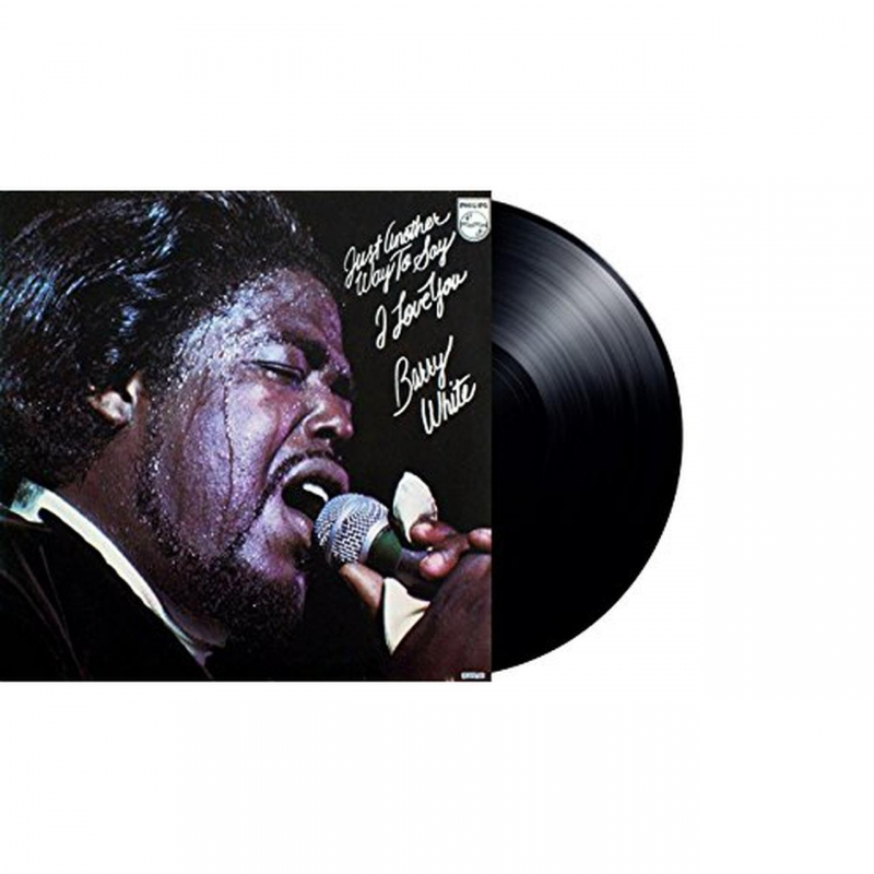 LP Barry White - Just Another Way To Say I Love You VINYL IMPORTADO LACRADO