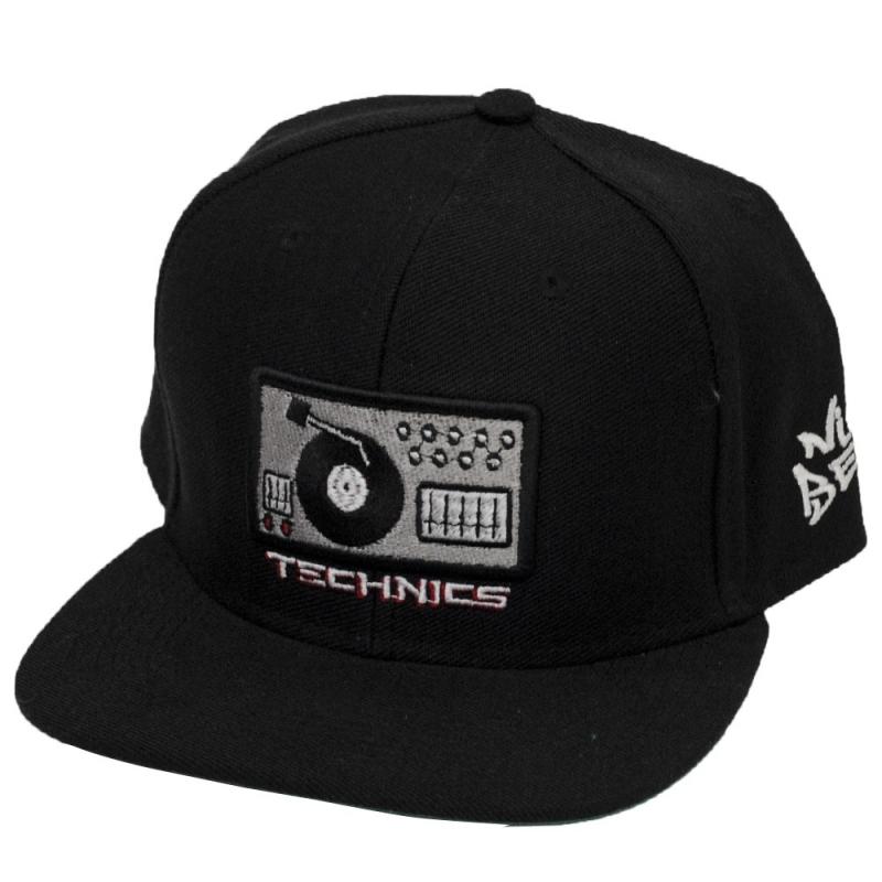 BONE TECHNICS PRETO - DJ