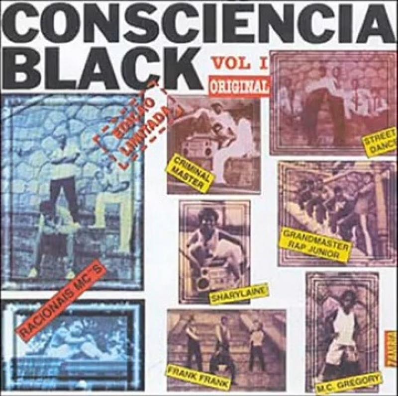 Coletanea Consciencia Black Vol I (1988) RAP NACIONAL