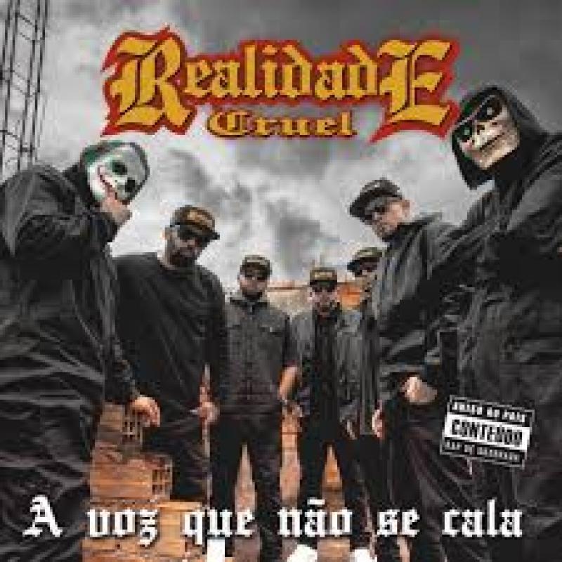 Realidade Cruel - A Voz Que Nao Se Cala (CD)