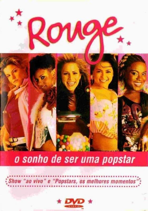 Rouge - O Sonho de Ser Uma Popstar (DVD)