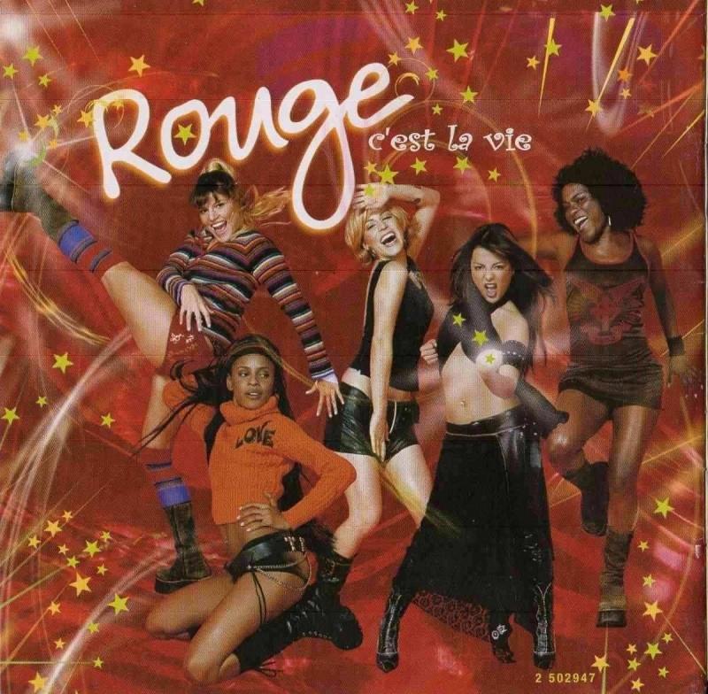 Rouge - C est La Vie (CD)