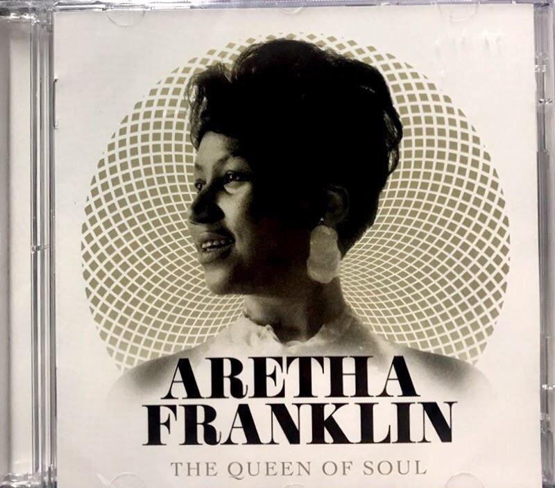 Aretha Franklin - The Queen Of Soul (CD)