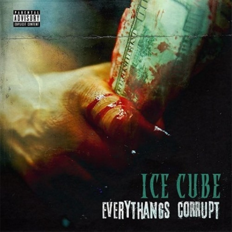 Ice Cube - Everythangs Corrupt CD IMPORTADO
