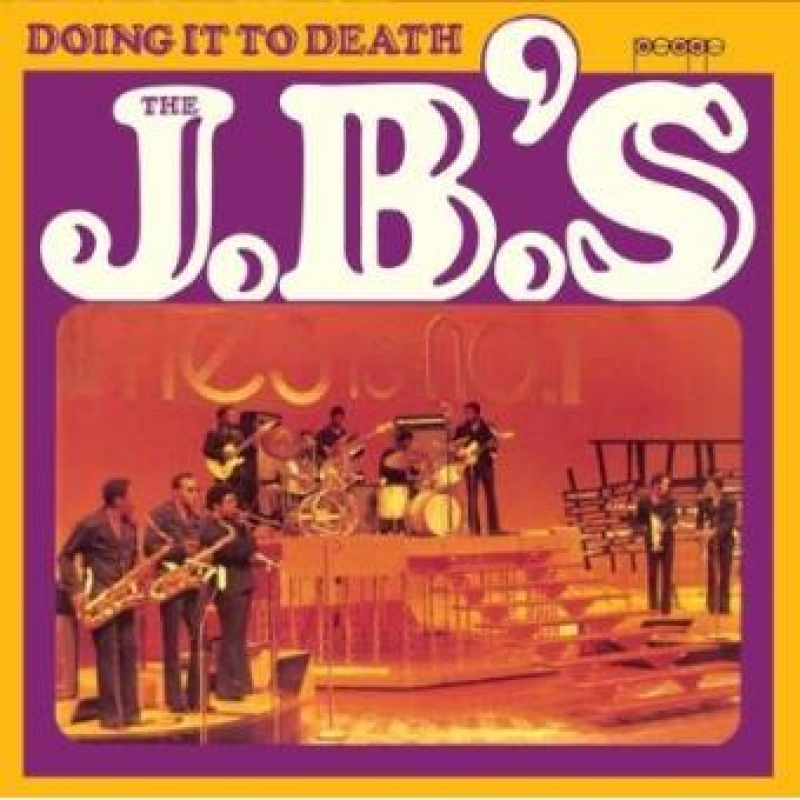 The J B s - Doing It To Death (CD)