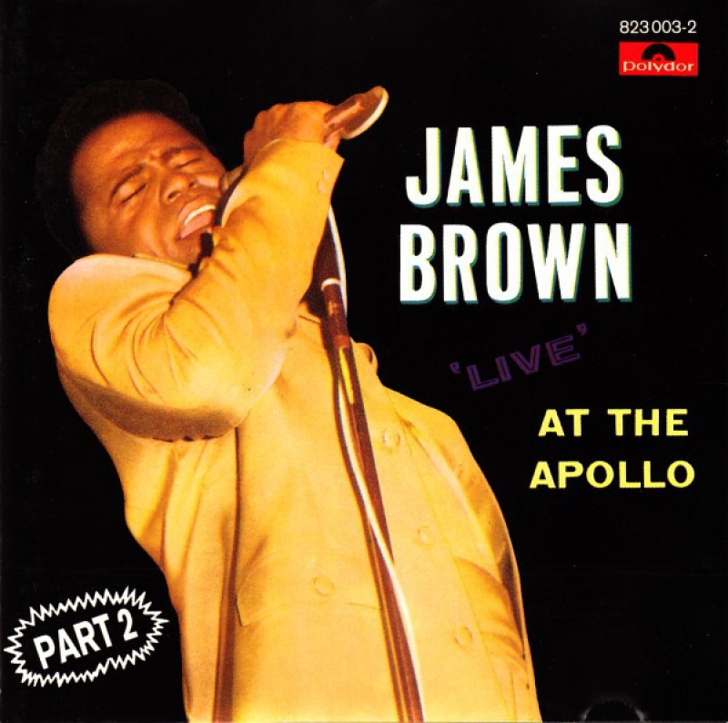 James Brown - Live At The Apollo (Part 2) (CD)