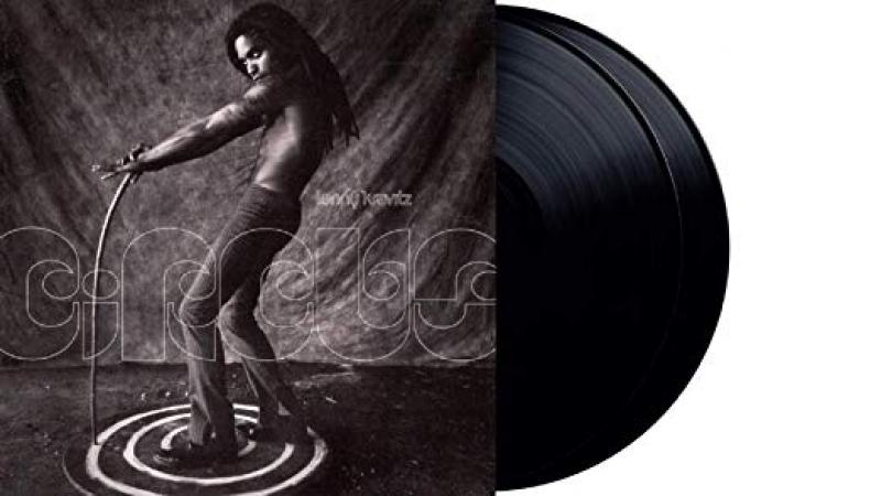 LP Lenny Kravitz - Circus VINYL DUPLO IMPORTADO LACRADO