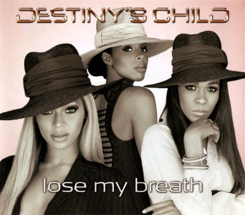 Destinys Child - Lose My Breath (CD SINGLE IMPORTADO)