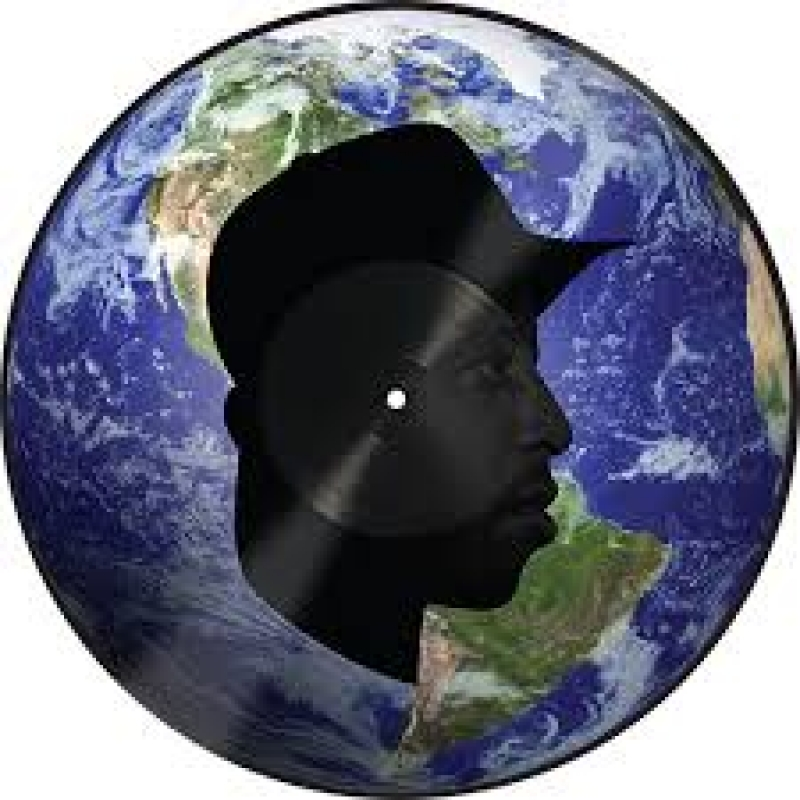 VINYL SERATO DJ PREMIER PICTURE O PAR