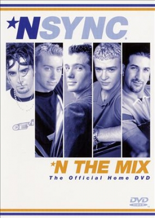 Nsync N The Mix THE OFFICIAL HOME DVD