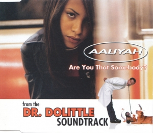 Aaliyah - Are You That Somebody ( CD SINGLE IMPORTADO )