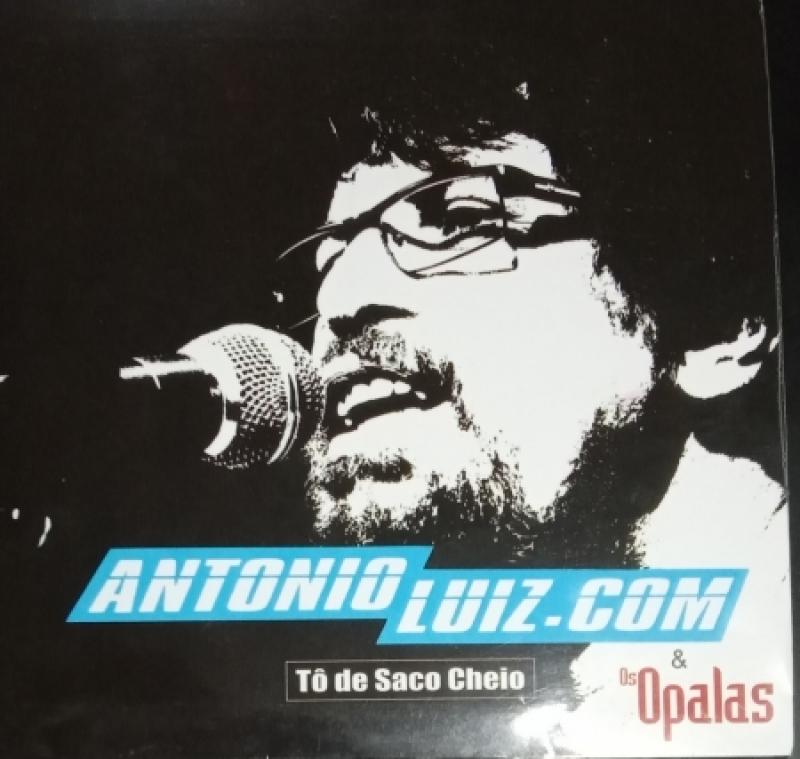 LP Antonio Luiz Os Opalas - To De Saco Cheio COMPACTO 7 POLEGADAS