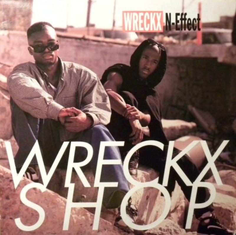 LP Wreckx N Effect - Wreckx Shop VINYL IMPORTADO