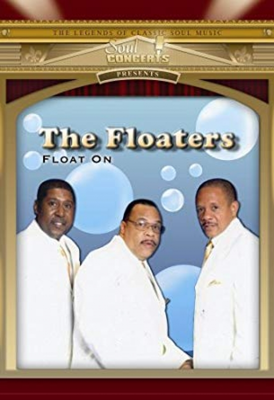 The Floaters - Float On - Live in Concert (DVD)