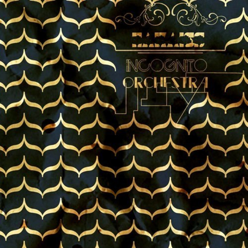 Haikaiss - Incognito Orchestra (CD)