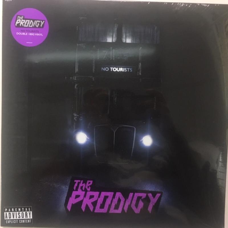 LP The Prodigy - No Tourists VINYL DUPLO 180 GRAMA IMPORTADO LACRADO