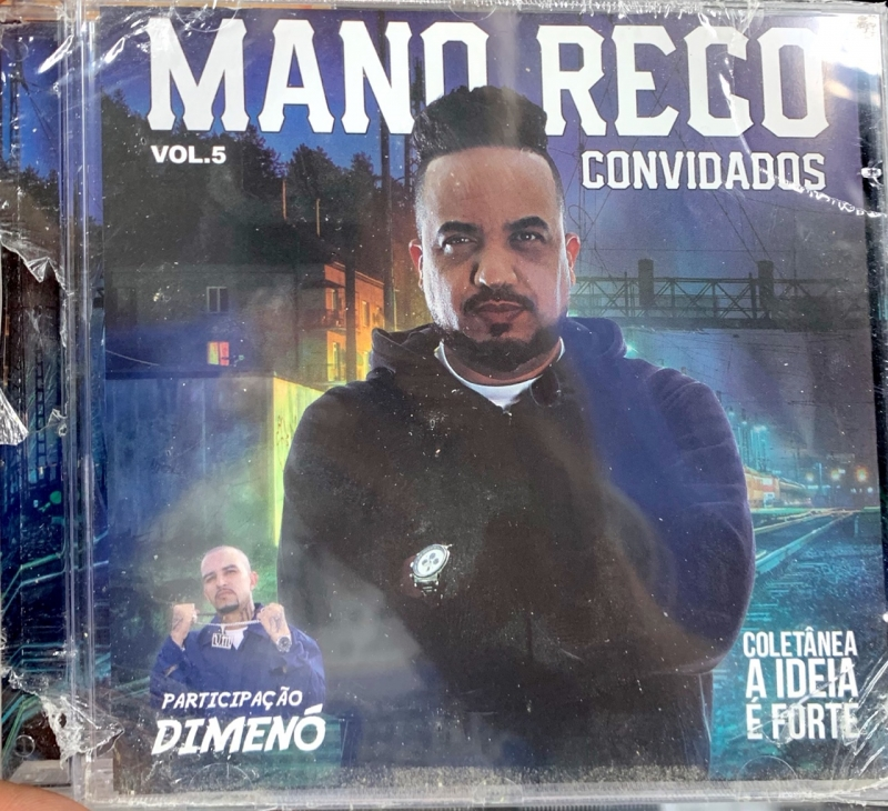 Mano Reco - Convidados Vol 5 (CD)