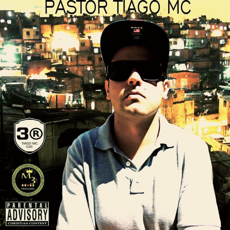 Pastor Tiago Mc - (CD)