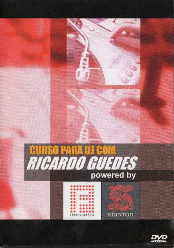 DJ RICARDO GUEDES - Curso Para Dj Com Ricardo Guedes DVD