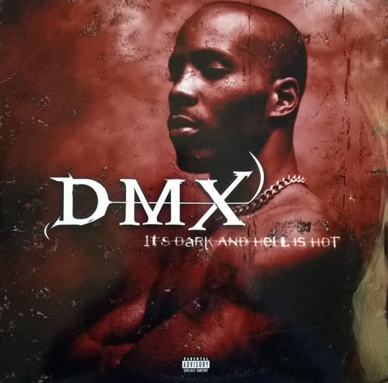 LP DMX - Its Dark And Hell Is Hot VINYL USADO