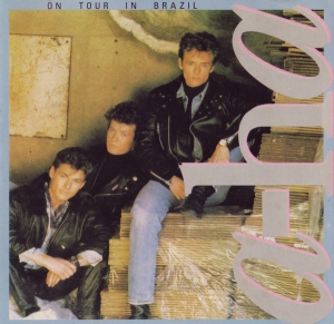 LP A-Ha - On Tour In Brazil VINYL