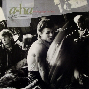 LP A-Ha - Hunting High And Low VINYL