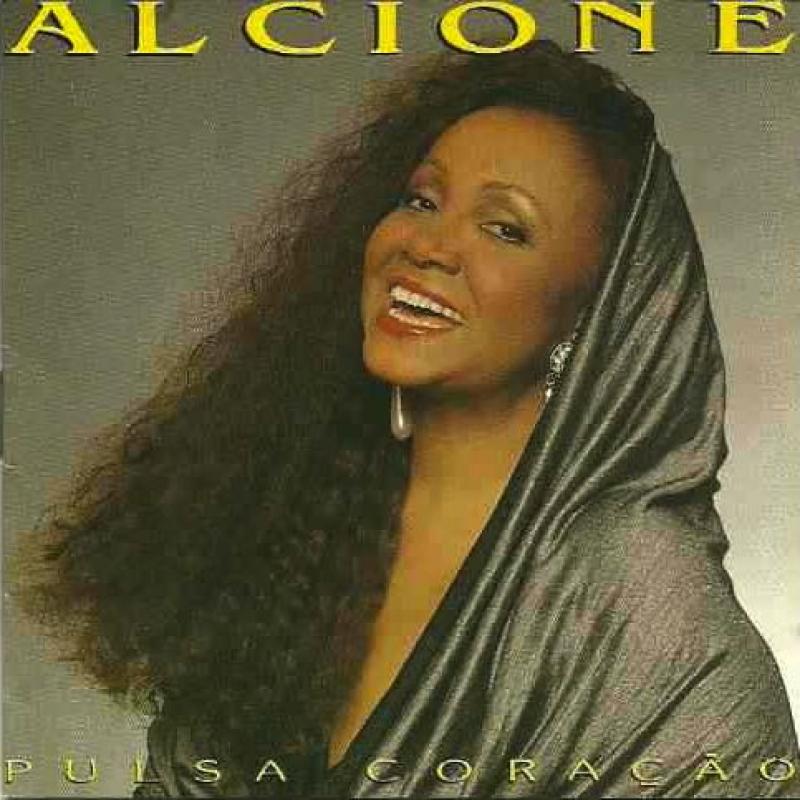 LP Alcione - Pulsa Coracao VINYL
