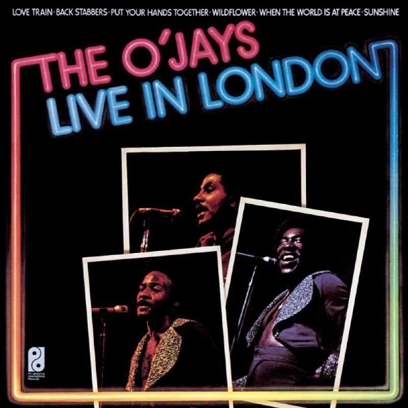 O Jays - Live in London (CD)
