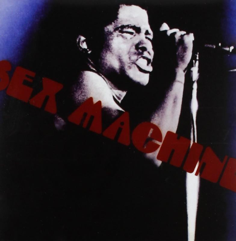 James Brown - Sex Machine IMPORTADO (CD)