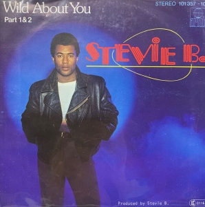 LP STEVIE B - WILD ABOUT YOU PART 1 E 2 VINYL COMPACTO