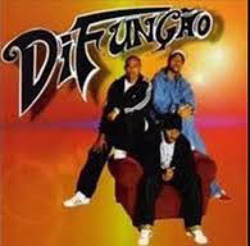 Di Funcao - DI FUNCAO (CD) 2003 RAP NACIONAL