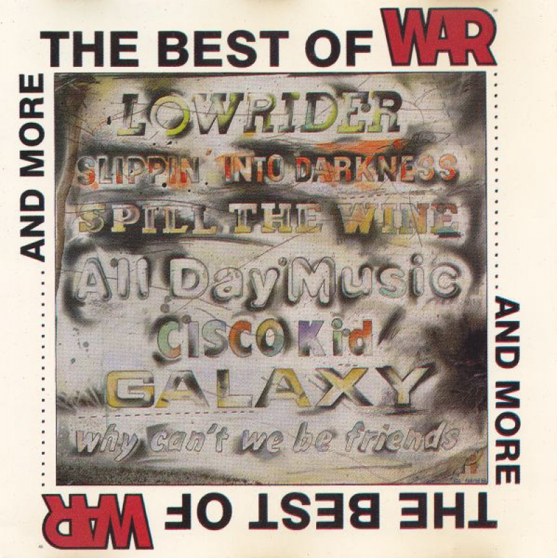 War - The Best Of War And More (CD)