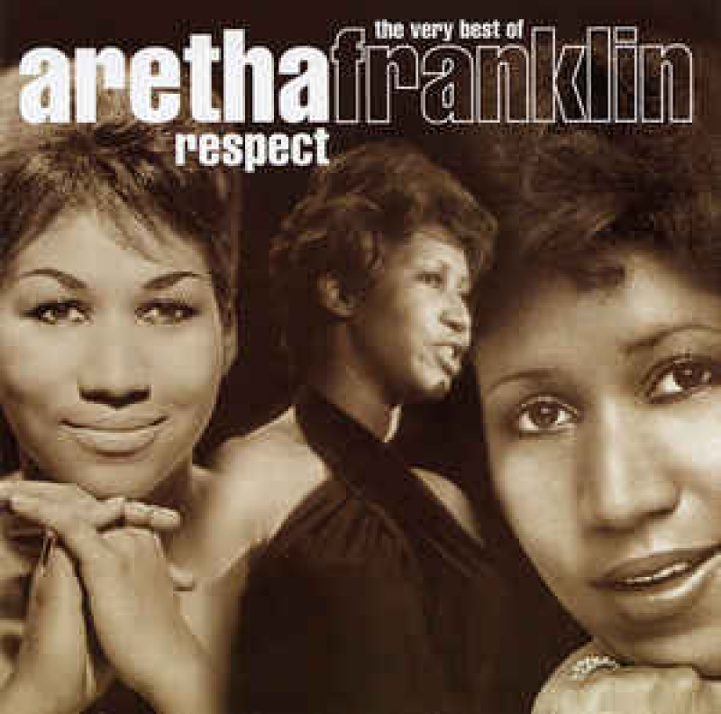 Aretha Franklin - Respect (The Very Best Of Aretha Franklin) CD DUPLO