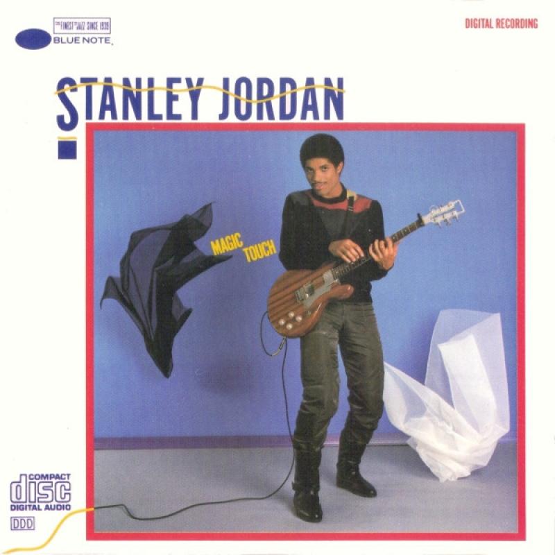 Stanley Jordan - Magic Touch (CD)
