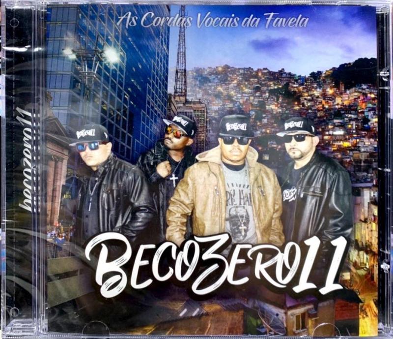 Beco Zero 11 - As Cordas Vocais Da Favela CD