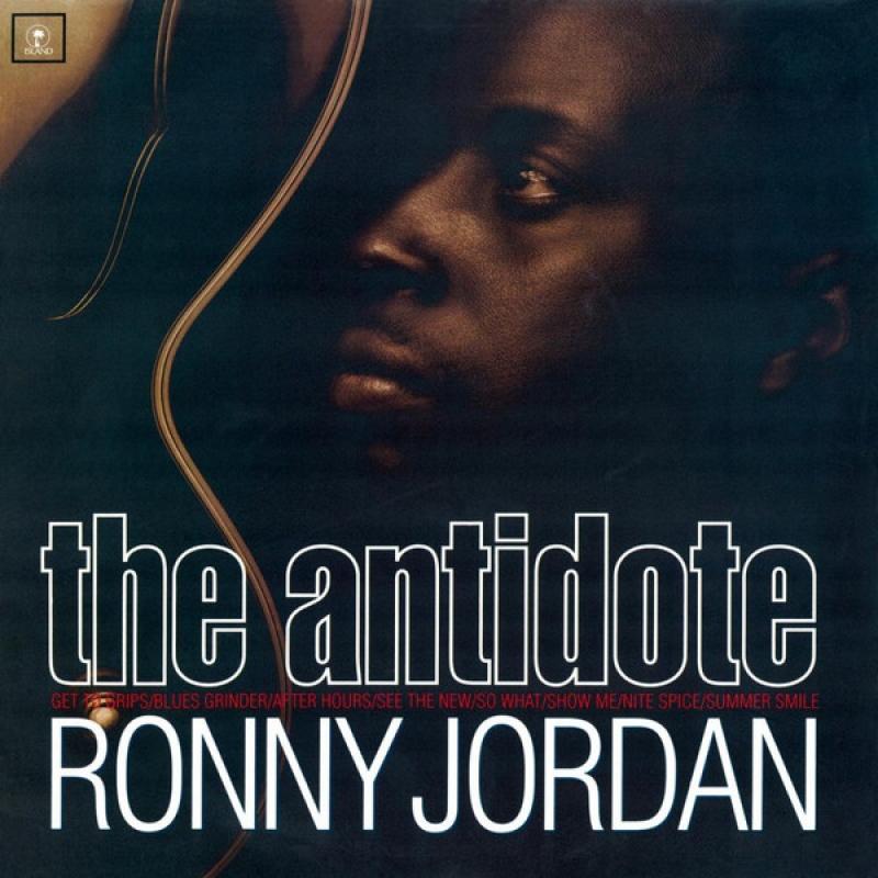 LP Ronny Jordan - The Antidote VINYL 180 GRAMA IMPORTADO LACRADO