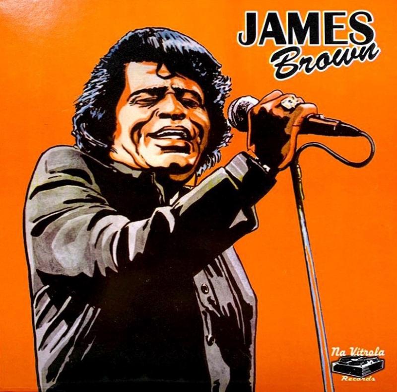 LP James Brown - MEDLEY JBS COMPACTO 7 POLEGADAS