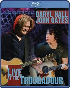 Daryl Hall & John Oates Live at the Troubadour BLURAY IMPORTADO